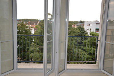 TEXT_PHOTO 0 - A MOULINS DANS UNE RESIDENCE PRIVEE APPARTEMENT F3 DE 64 M²