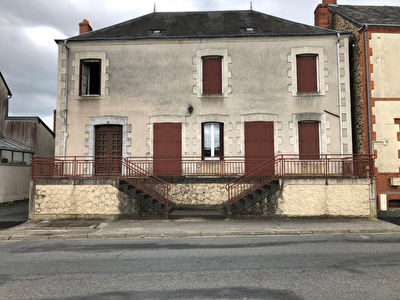 TEXT_PHOTO 0 - Maison 8 pièces SAINT-MARIEN - Creuse